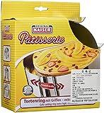 Kaiser 769325 Patisserie - Molde para Tartas Extra Alto (9