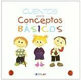 CONCEPTOS BÁSICOS - ESTUCHE: Colección completa (Cuentos sobre conceptos básicos)
