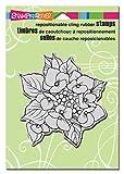 Stampendous Stampendous Sellos 4.75-inch X 4.5-inch lacecap de hortensias, acrílico,
