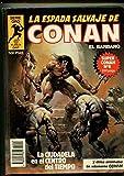 Super Conan primera edicion numero 08: la ciudadela en el