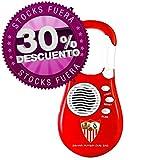 Productos Oficiales - Radio portatil mosquetón sevilla fc