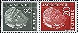 sellos para coleccionistas: RFA (RFA.Alemania) s49y II nuevo con goma