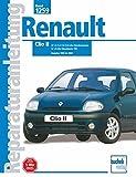 Renault Clio II: Baujahre 1998 bis 2002. 1,4-/1,6-/2,0-Liter-Benzinmotoren / 1,9-Liter-Dieselmotor