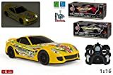 COCHE RADIO CONTROL 1:16 SPEED RACING 2 MOD. SURTIDOS
