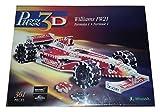 Puzz 3D Williams FW21 Formula 1 Puzzle Wrebbit by Wrebbit
