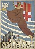 España Exposition Internacional Barcelona, 1929, Reproducción sobre Calidad 200gsm de