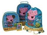 Peppa Pig George - Mochila escolar George Peppa Pig (Trade