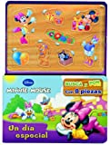 Minnie Mouse. Busca Y Pon. Un Día Especial (Minnie Disney)