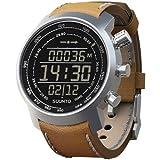 Reloj de pulsera (reloj) Suunto Elementum Terra Brown Leather
