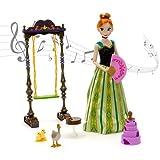 Muñeca Anna que canta, Frozen