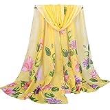 Moda Mujeres largo suave de la bufanda,Longra mantón de las