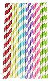 150unidades pajitas de papel adhesivos y Candy serie para todos