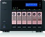 Fujitsu CELVIN NAS Q905 - Unidad RAID (J1900, DDR3L, SATA,