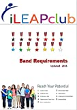 iLEAP Club Band Requirements - Updated 2016: Public Speaking and