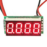 "0,36 DEOK "" DC 10 A Digital Amperímetro de corriente"