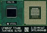 Intel Core 2 Duo T7600 - Procesador (Intel Core 2