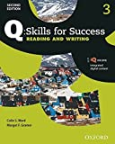 Q: Skills for Success 2E Reading and Writing Level 3