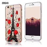 AllDo Funda Silicona para iPhone 6S iPhone 6 Carcasa Protectora