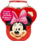 Minnie Mouse. Cajita Metálica (Disney. Minnie) de Disney (8 abr