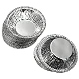 250piezas desechables Papel de aluminio vasos para horno Bake magdalenas