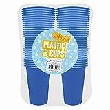 Vasos desechables de plástico, de 170 ml, 60 unidades, disponibles