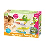 Playgo FROGGY POND VASO juguete del baño