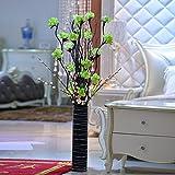 ShiQi Flores artificiales falso piso salón de banquetes del Partido