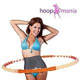 Hoopomania Magnetic Hoop, Hula Hoop (Aro) 38 imanes, 1.2kg