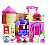 Hello Kitty Vellutata Happy Home - Hello Kitty feliz Hiome