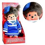 Monchhichi - Azafata Chica 20cm Muñeca