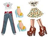 Bratz Deluxe Fashion Pack #1 Yasmin and Cloe - accesorios