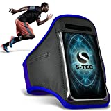 LG ESCAPE Armbands - (Blue) Universal Sports Running Action Mobile