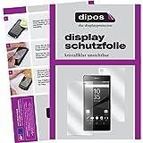 dipos Protector de pantalla para Sony Xperia Z5 Premium (6