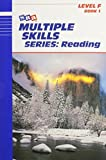 Multiple Skills Series Reading Level F Book 1 by Barnell