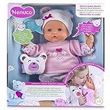 Nenuco - Quiere Mimitos, muñeca con accesorios (Famosa 700013105)
