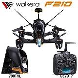 WALKERA F210 DRONE FPV + OSD + DEVO-7 + RTF