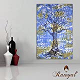 Rawyal-clásico árbol de la vida Glorafilia, Árbol de la vida
