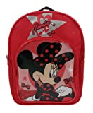 Disney Minnie Mouse Lipstick - Mochila escolar Disney (Trade Mark