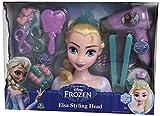 Giochi Preziosi - Frozen Head Peinados para Elsa, con accesorios