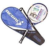 MaMaison007 Entrenamiento Senior tenis Raquetas Raquetas profesionales de fibra de