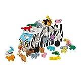 Legler ABC Animal Bus Preschool Learning Toy by HSL