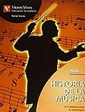 Historia De La Musica. Libro Del Alumno. Educacion Artistica