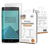 Orzly® - Prima Cristal Templado Protector de Pantalla para OnePlus