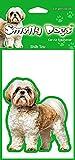 Shih Tzu perro regalo-2x. Ideal ambientadores para el coche