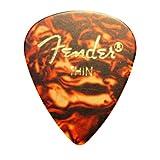 Fender Classic celuloide púas para guitarra-12x Púas de calibre fino,