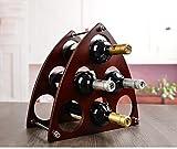 botellero botellero de caoba salón restaurante botellero botellero de madera