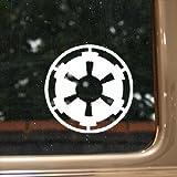 Imperio Galáctico K L T coche decoración para el hogar