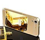 Vandot Premium Funda Aluminio para HTC Desire 820 Bumper Case