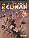 Super Conan primera edicion numero 07: El coloso negro (lomo