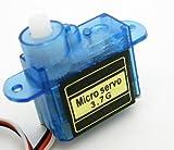 4x Micro Servo 3.7g para el Control de dirección vuelo